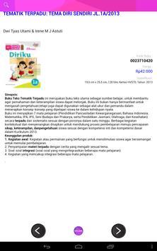 Katalog Buku Pelajaran 2015 apk screenshot