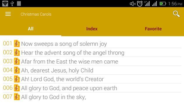 Christmas Carols apk screenshot