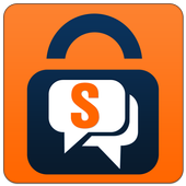Secure Messaging App Free icon