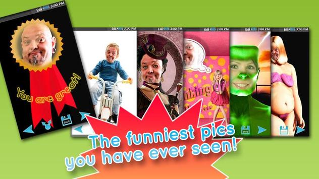 Photo Fun - Funny Pics Creator poster
