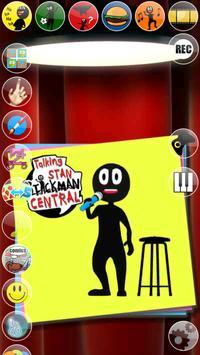 Talking Stan Stickman apk screenshot