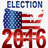 Presidential Race 2016 icon