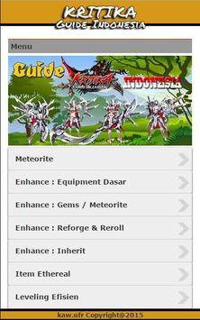 Guide Kritika Indonesia poster