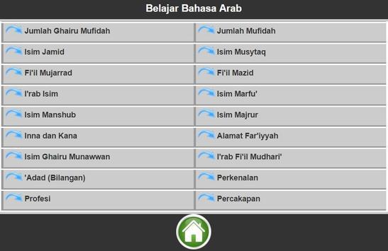 Belajar Bahasa Arab apk screenshot