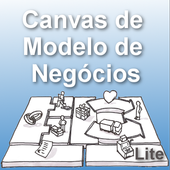 Business Model Canvas Lite icon