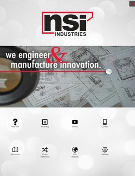 NSi Industries apk screenshot