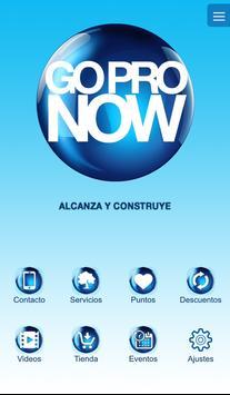 Go Pro Ahora poster