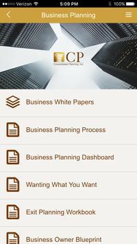 Consolidated Planning apk screenshot