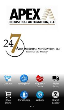 Apex Industrial Automation poster