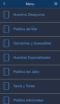 Tacos El Jaibo apk screenshot