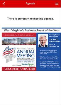 West Virginia Chamber apk screenshot