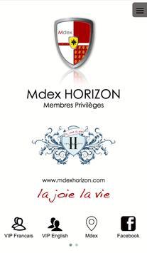 MDEX poster