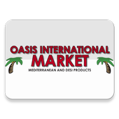 Oasis International Market icon