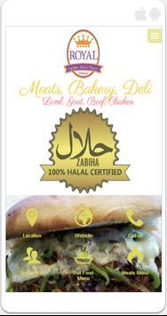Royal Halal Meats poster