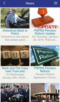 Phoenix Law Enforcement Assn. apk screenshot