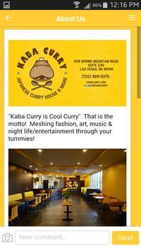Kaba Curry apk screenshot