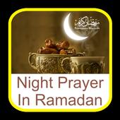 Night Prayer In Ramadan icon
