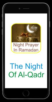 Night Prayer In Ramadan apk screenshot