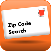 Zip code search icon
