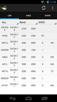 Qsl Mapper apk screenshot
