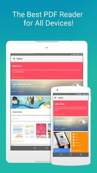 PDF Reader - Scan、Edit & Share poster