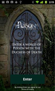 Poison Diaries poster