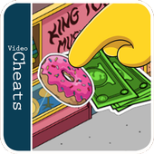 Cheats The Simpsons Tapped Out icon
