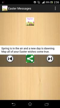 Easter Messages apk screenshot
