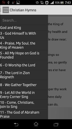 Christian Hymns APK Baixar - Grátis Livros e referências ... - photo#45