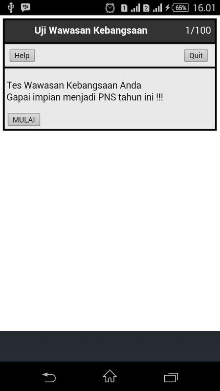 Tes Wawasan Kebangsaan Twk Apk Download Free Education App For Android Apkpure Com