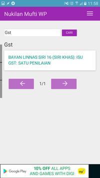Nukilan Mufti WP apk screenshot