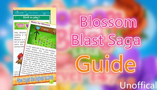 Tips For Blossom Blast Saga poster