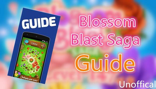 Tips For Blossom Blast Saga apk screenshot