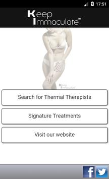 Thermal Therapy poster