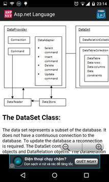 ASP.NET Language apk screenshot