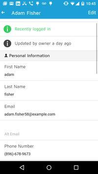 Keep My Contact Beta apk screenshot