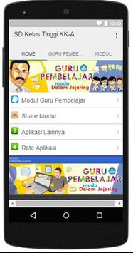 Modul SD Kelas Awal KK-A apk screenshot