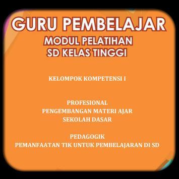 Modul SD Kelas Tinggi KK-I poster