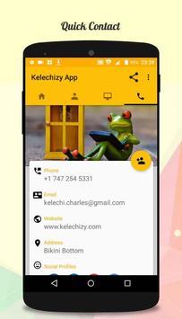 Kelechizy App apk screenshot
