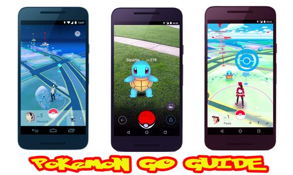 Guide For Pokémon GO apk screenshot