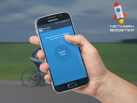 Internet Speed Booster Lite apk screenshot