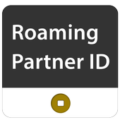 Roaming Partner Network ID icon