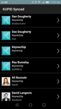 KeynectUP apk screenshot