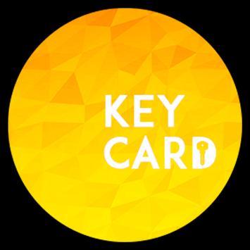 Keycard Partner poster