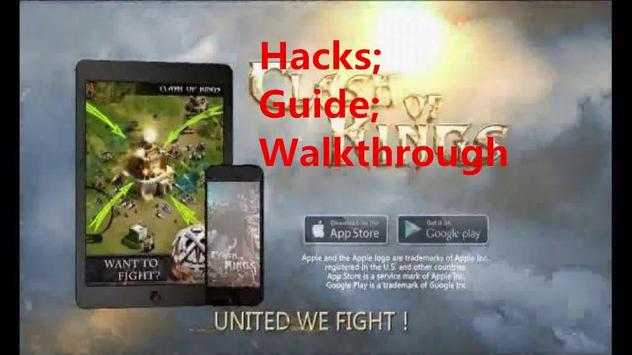 KEYS Guide Clash of King(CoK) apk screenshot