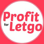 Profit for Letgo Flip Products icon
