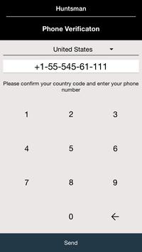 Huntsman Identity Assurance apk screenshot