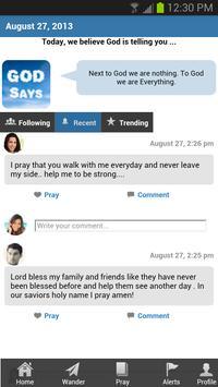 Prayr poster
