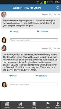 Prayr apk screenshot