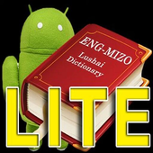 English - Mizo Dictionary Lite icon